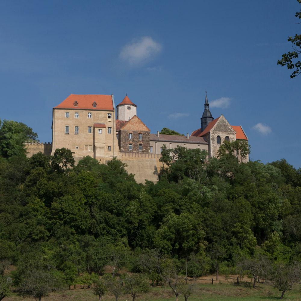 ZeitTicket Schloss Goseck