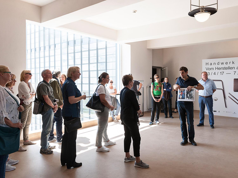 Bauhausgebäude Dessau  | Öffentliche Führung (Englisch)