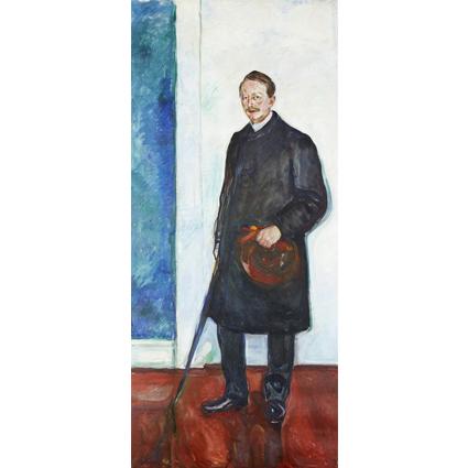 """""""…dass Sie, lieber Herr Munch, nun doch für die Museen 'reif' sind"""""""