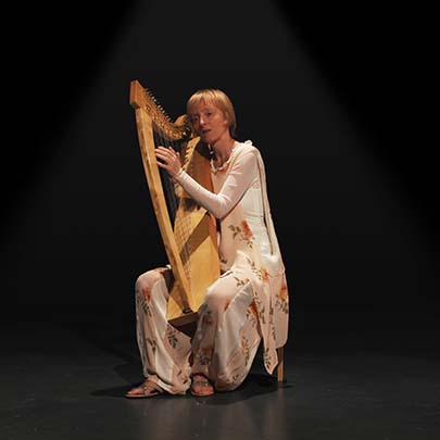 LIVE - Harfenkonzert von Christine Högl
