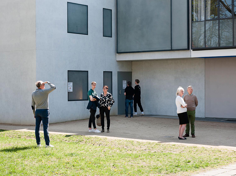 Meisterhäuser    Öffentliche Führung  (Deutsch)