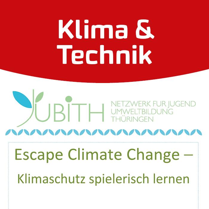 Escape Climate Change