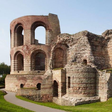 Kaiserthermen | Zentrum der Antike