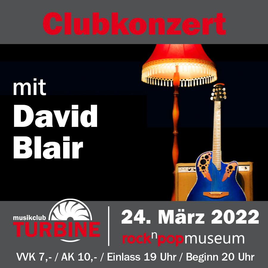 24.03.2022 - David Blair