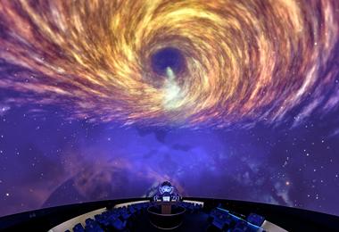 Eine Reise in die Sternenwelt
