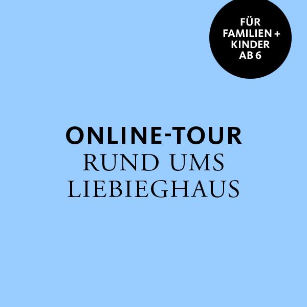 Online-Tour für Familien: Rund ums Liebieghaus