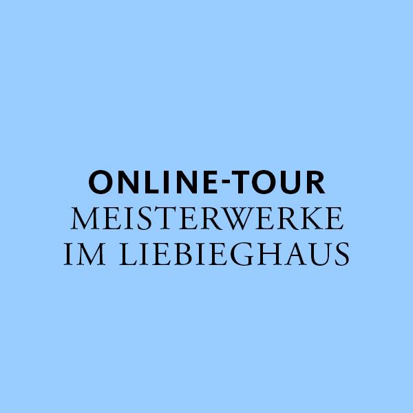 """Online-Tour """"Meisterwerke im Liebieghaus"""""""