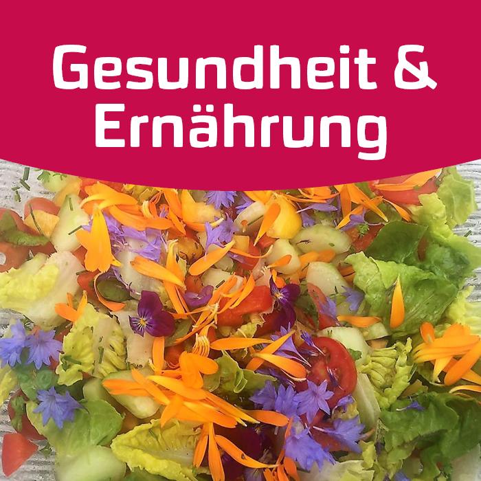 Blütenküche: Essbare Blüten