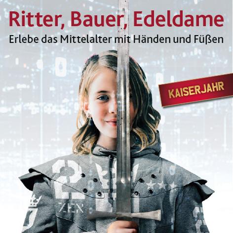 Landesmuseum Mainz - Ritter, Bauer, Edeldame